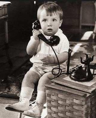 Al teléfono