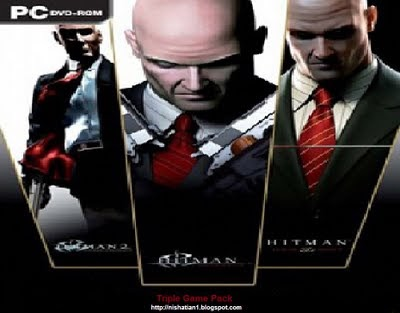 hitman contracts crack only  mp3