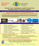 ICFE TRAINER ADVERT