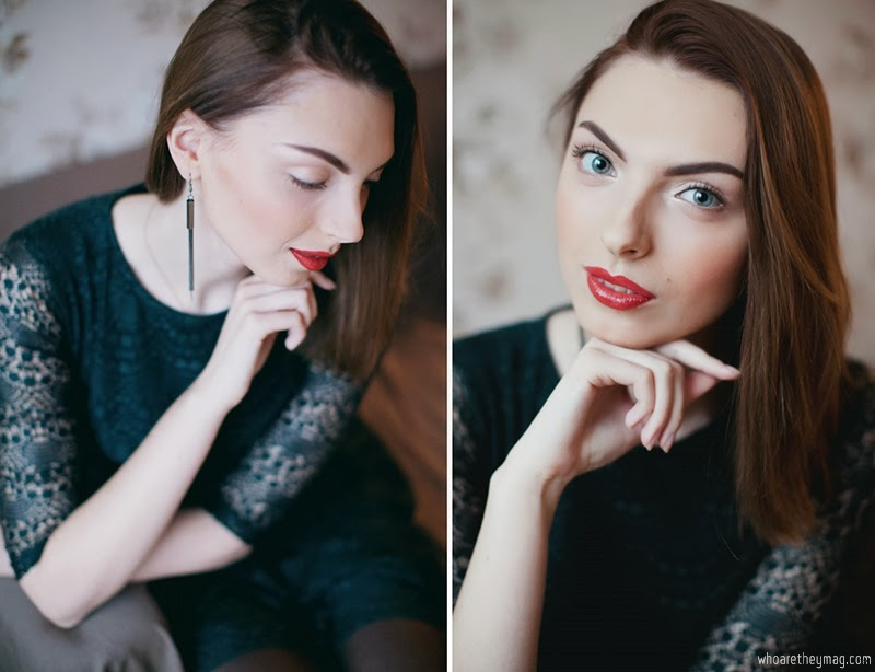 Make up для нового года