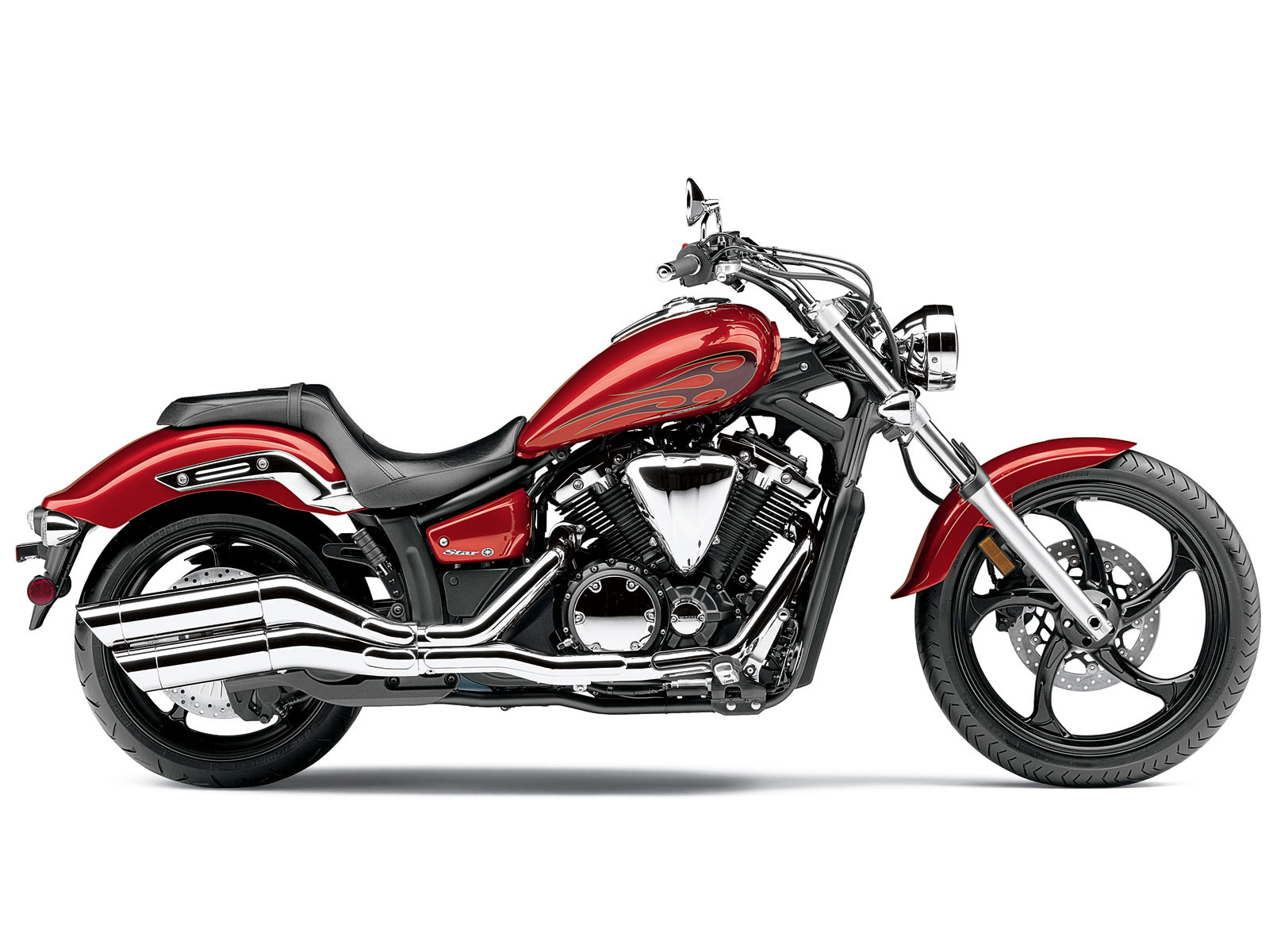 Yamaha Star Stryker Review