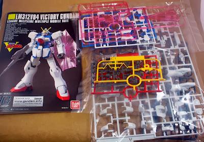 HGUC 1/144 Victory Gundam