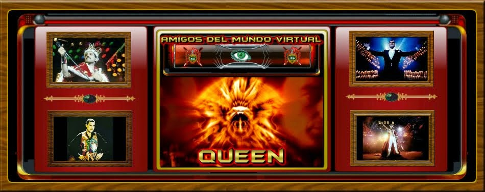 Queen - Amigos del Mundo Virtual