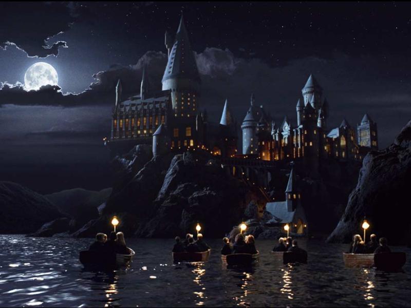 Das Kaminzimmer: Harry-Potter-Woche: Der Stein der Weisen