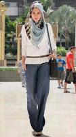 Busana Muslim Perempuan Terbaru