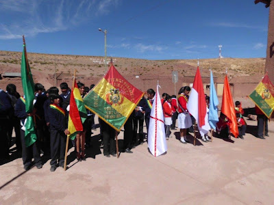 Nationalfeiertag in Bolivien