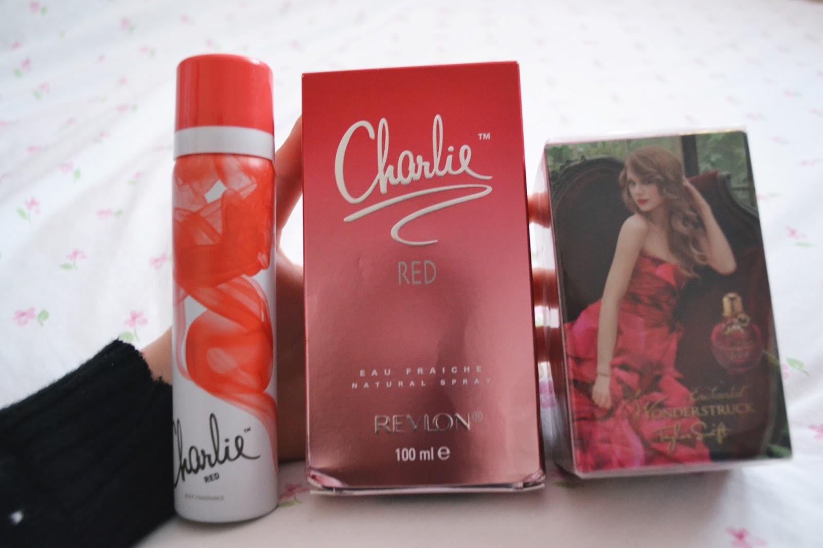charlie red taylor swift wonderstruck enchanted perfume