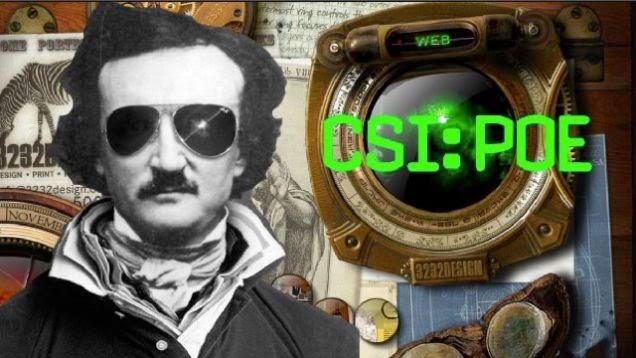 CSI Poe Cover Image