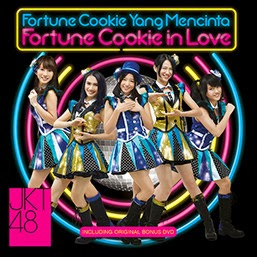 Daftar lagu jkt48 album Fortune Cookie in Love