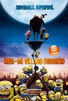 Gru, mi villano favorito (2010) online y gratis