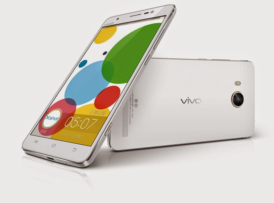 Daftar harga Hp merk Vivo Maret 2015