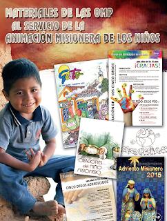 Materiales Infancia Misionera 2016