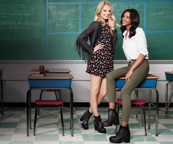 H&M Divided colección mujer primavera 2015 ropa