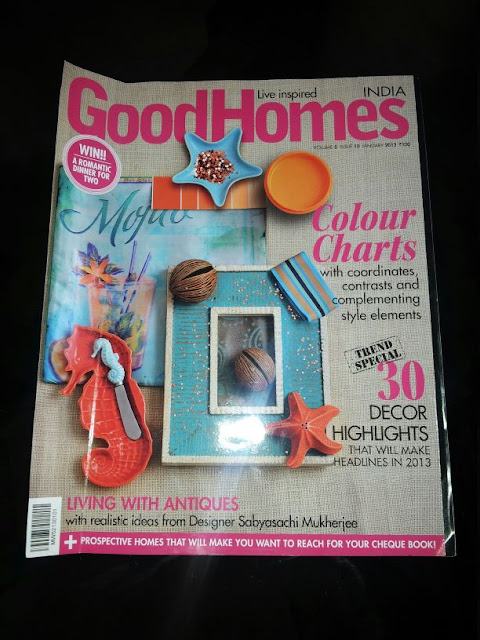 GoodHomes Magazine : January Issue + My Subscription GIft image