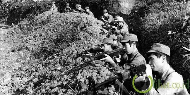 Sino-Vietnamese War - 27 Hari