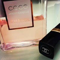 chanel coco mademoiselle rouge, parfum