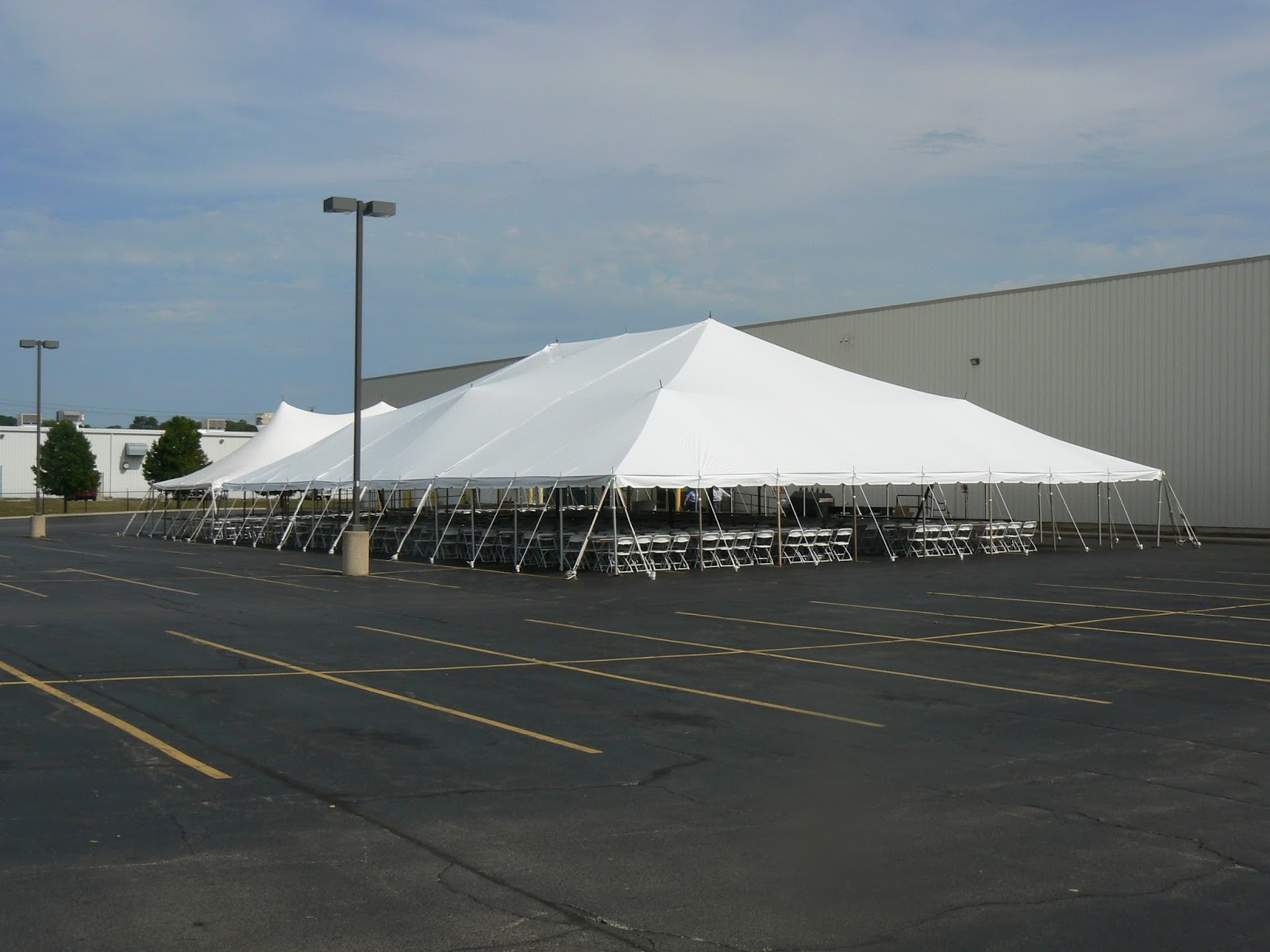 Berg Industries and the Armbruster PoleTent & Berg Industries and the Armbruster PoleTent | Armbruster Tent Maker