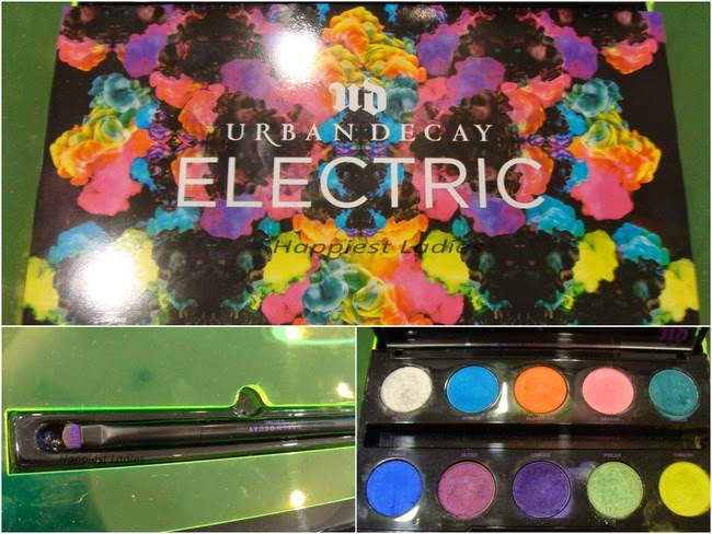 Urban Decay Electric shadow