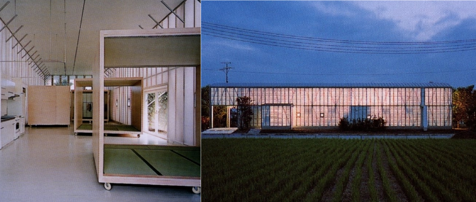 El mirador de las artes shigeru ban premio pritzker 2014 for Muebles regalados en madrid