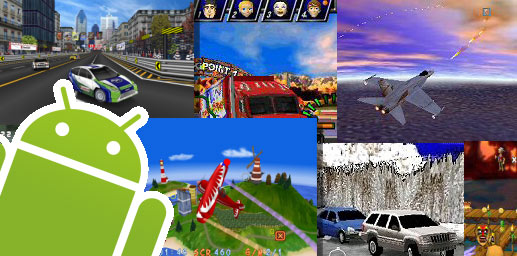 Kumpulan Game HD Android Terbaru