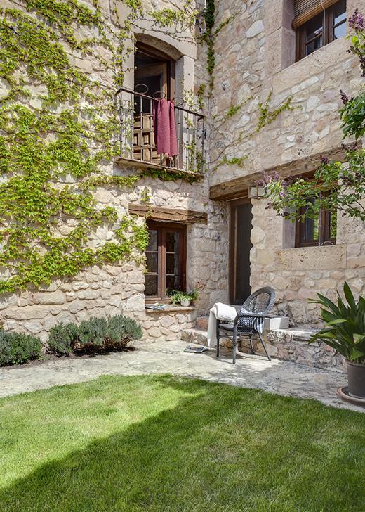 Formosa casa casa de campo espanhola - Casas de campo restauradas ...