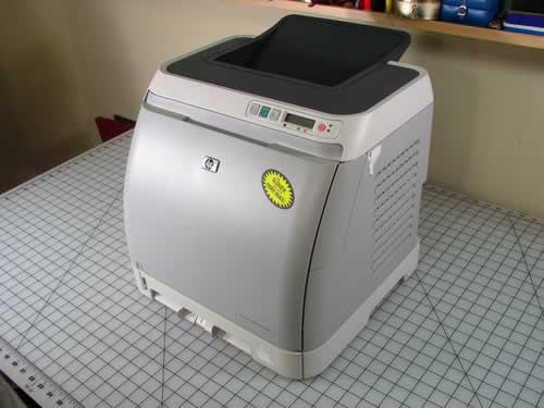 Impresoras impresoras mas comunes for Impresoras para oficina