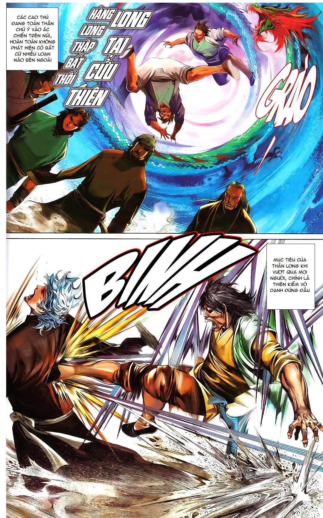 Phong Vân chap 667 Trang 44 - Mangak.info