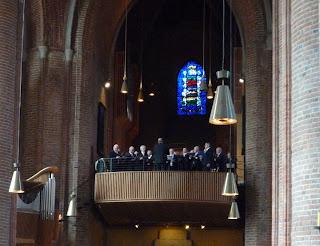 Chor der Bäcker-Innung in der Marktkirche