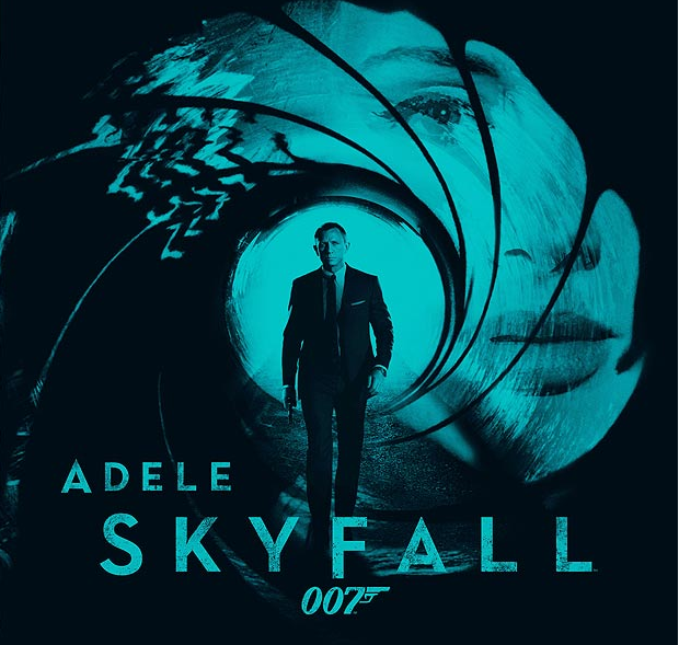 Adele's 00:07am Skyfall tops UK's iTunes chart