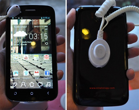 ... Black Pearl 2 i9400 kini berada di pasaran dengan konsep hiburan