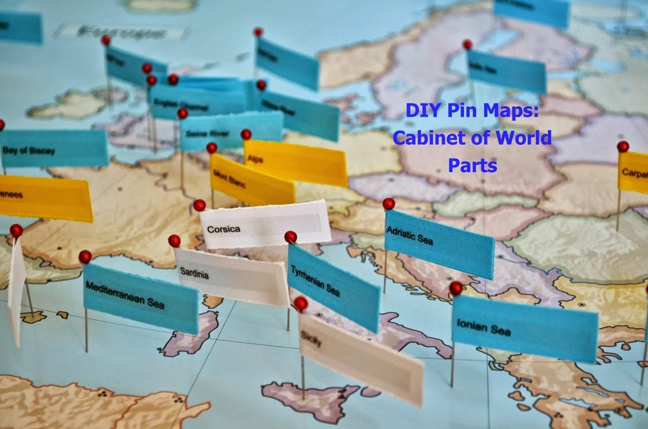 diy pin maps