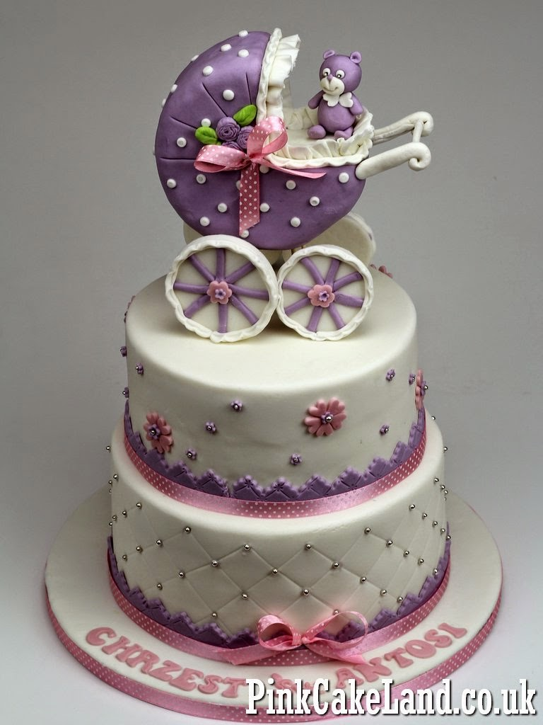 Christening Cakes in Richomond Upon Thames