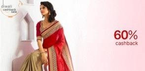 sarees-dress-materials-extra-60-cashback-paytm