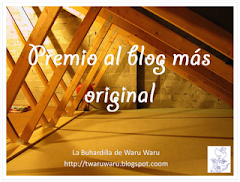 Premio al Blog ms Original