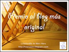 Premio al Blog más Original