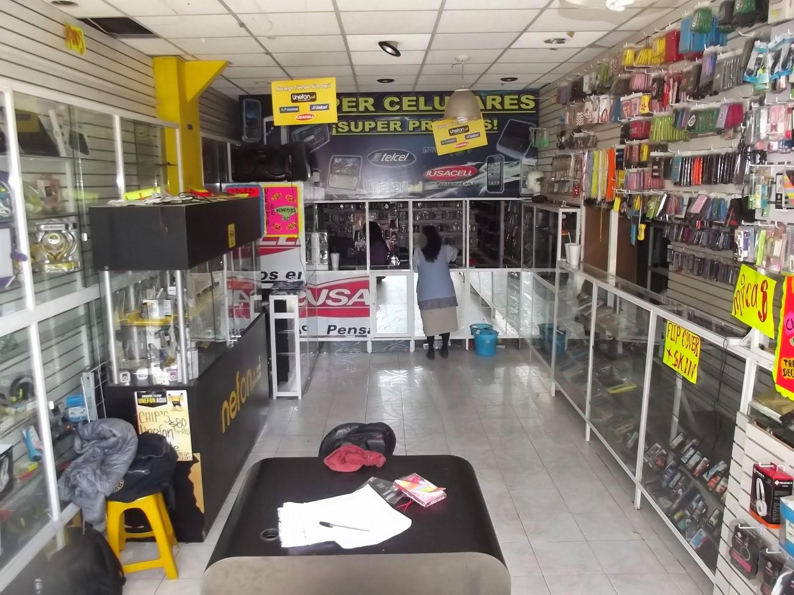 Tienda Matriz en Texcoco
