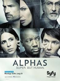 Assistir Alphas 2 Temporada Online
