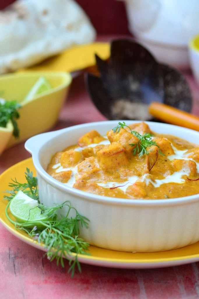shahi paneer paneer in any form is loved in my family and it makes it ...
