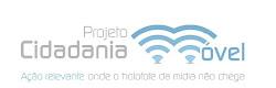 Conheça o site do Projeto Cidadania Móvel