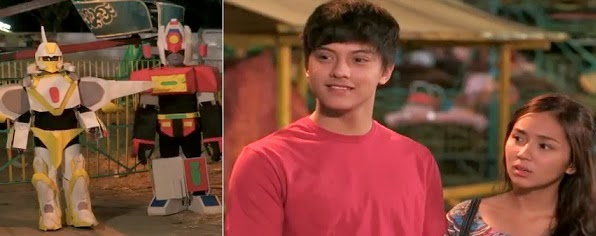 Got To Believe: Joaquin hallucinates