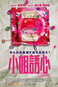 小姐誘心(S for sex S for secret)poster