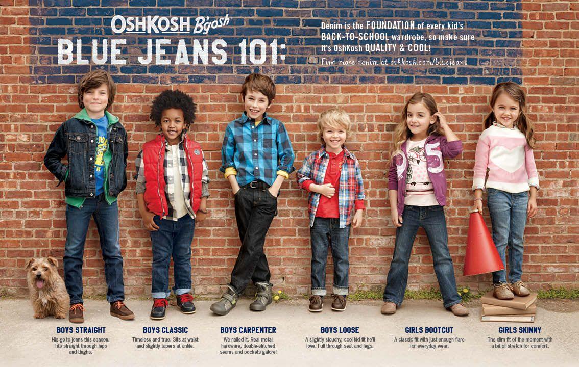 Oshkosh B Gosh Toddler Boys Bungee Laced Shoes