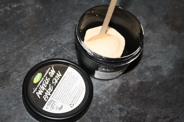 Damaged Hot Oil Treatment by Lush
