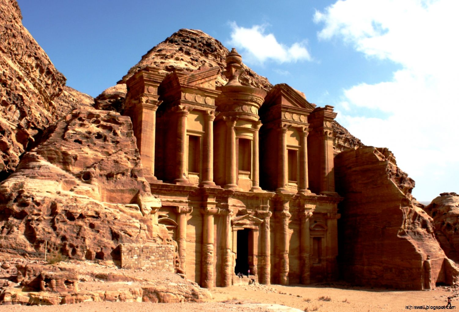 Lost City of Petra Jordan