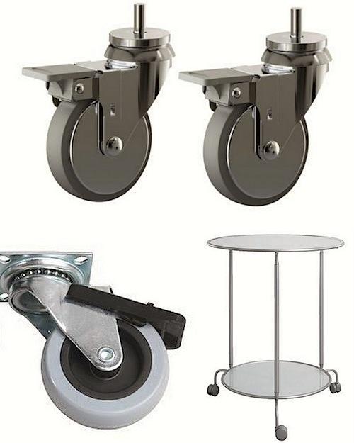 Ikea hjul