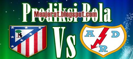 Atletico Madrid vs Rayo Vallecano