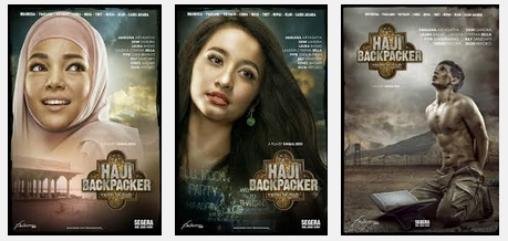 info film terbaru indonesia 2014 film haji backpacker