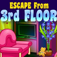 Juegos de escape Escape from 3rd Floor