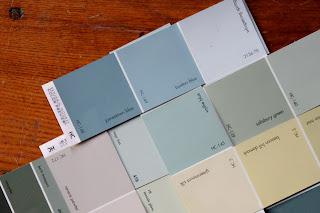 Litenbloom favorite paint colors - Jamestown blue paint color ...