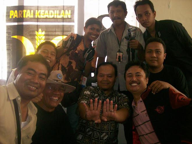 Kenangan Bersama Dr. Hidayat